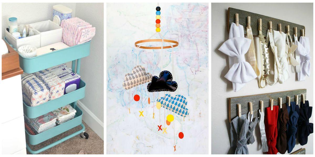 20 Best Baby Room Decor Ideas - Nursery Design, Organization