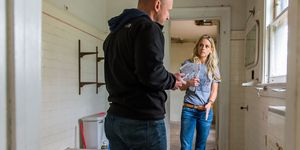 Nicole Curtis working in Detroit