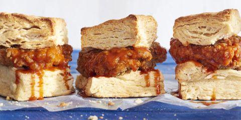 Dish, Food, Cuisine, Ingredient, Baked goods, Finger food, appetizer, Produce, Sandwich, Breakfast sandwich,