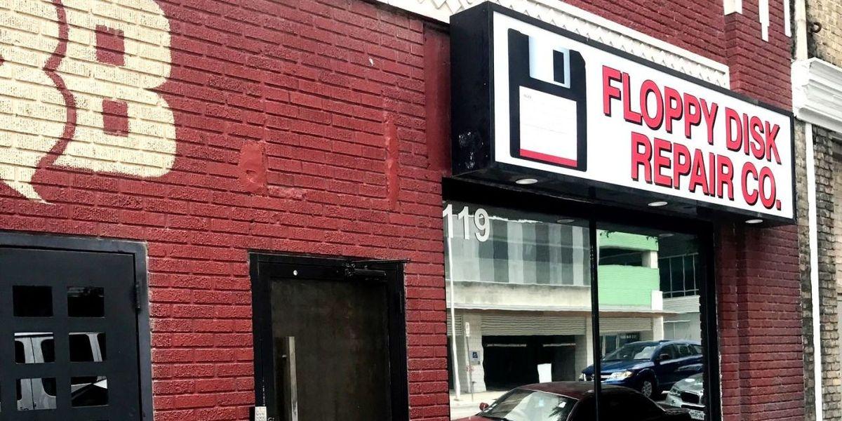 Floppy Disk Repair Co Austin Texas Best Bars In Austin