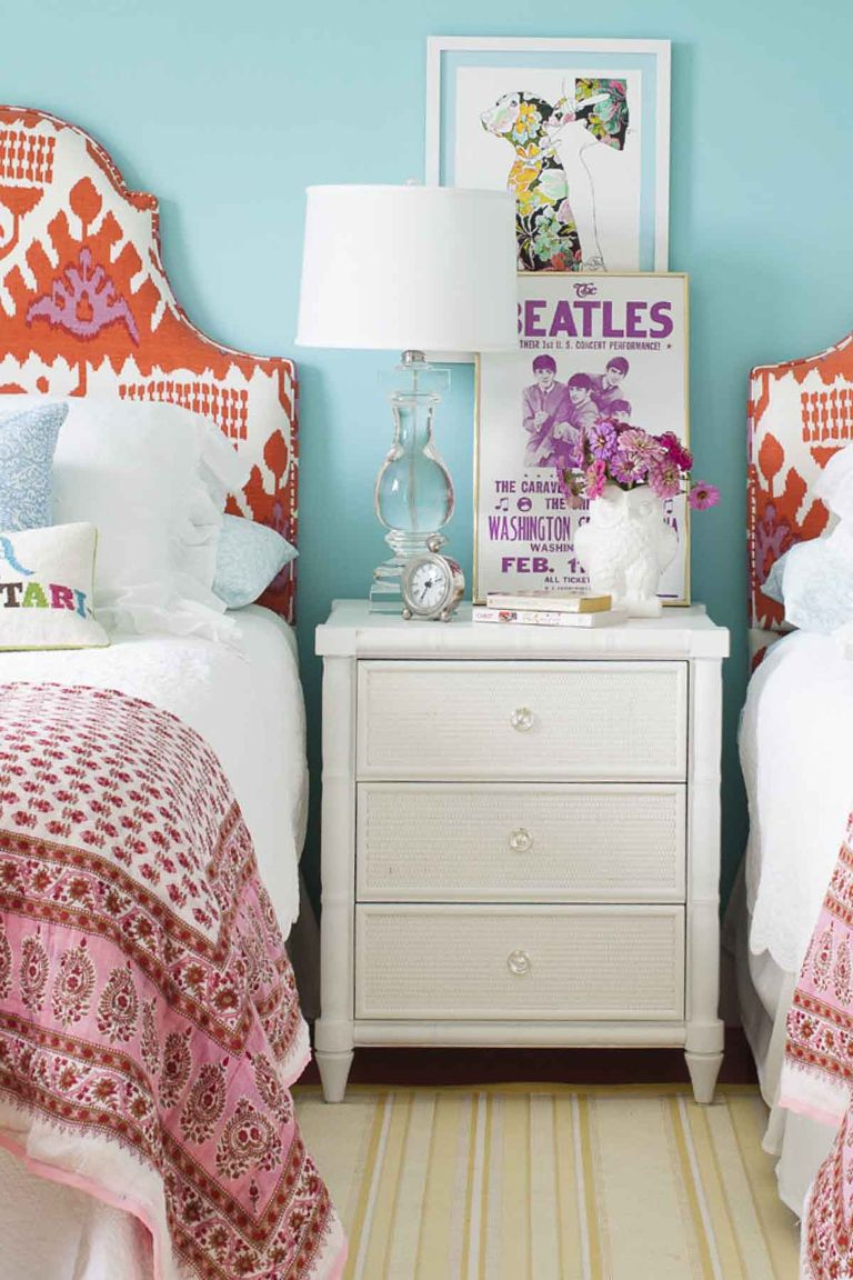 12 Fun Girl's Bedroom Decor Ideas - Cute Room Decorating ... on Decoration Room For Girl  id=55603