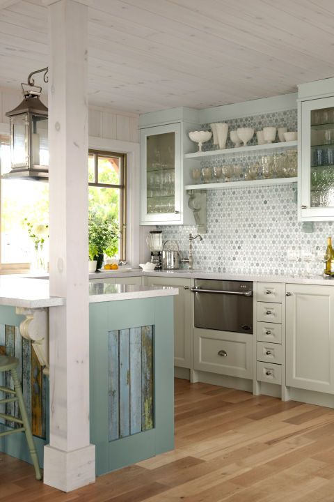48 Beautiful Blue Kitchen Decorating Ideas Best Blue Paints For Amazing Blue Kitchen Designs