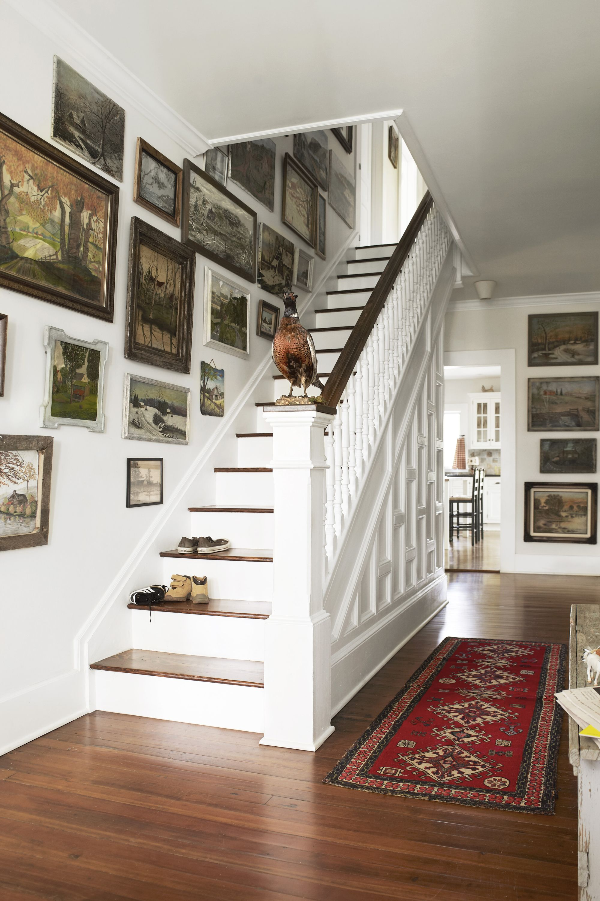 44 staircase design ideas beautiful ways to decorate a stairway rh countryliving com