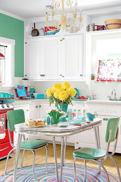 Best Green Paint Colors For Kitchens
