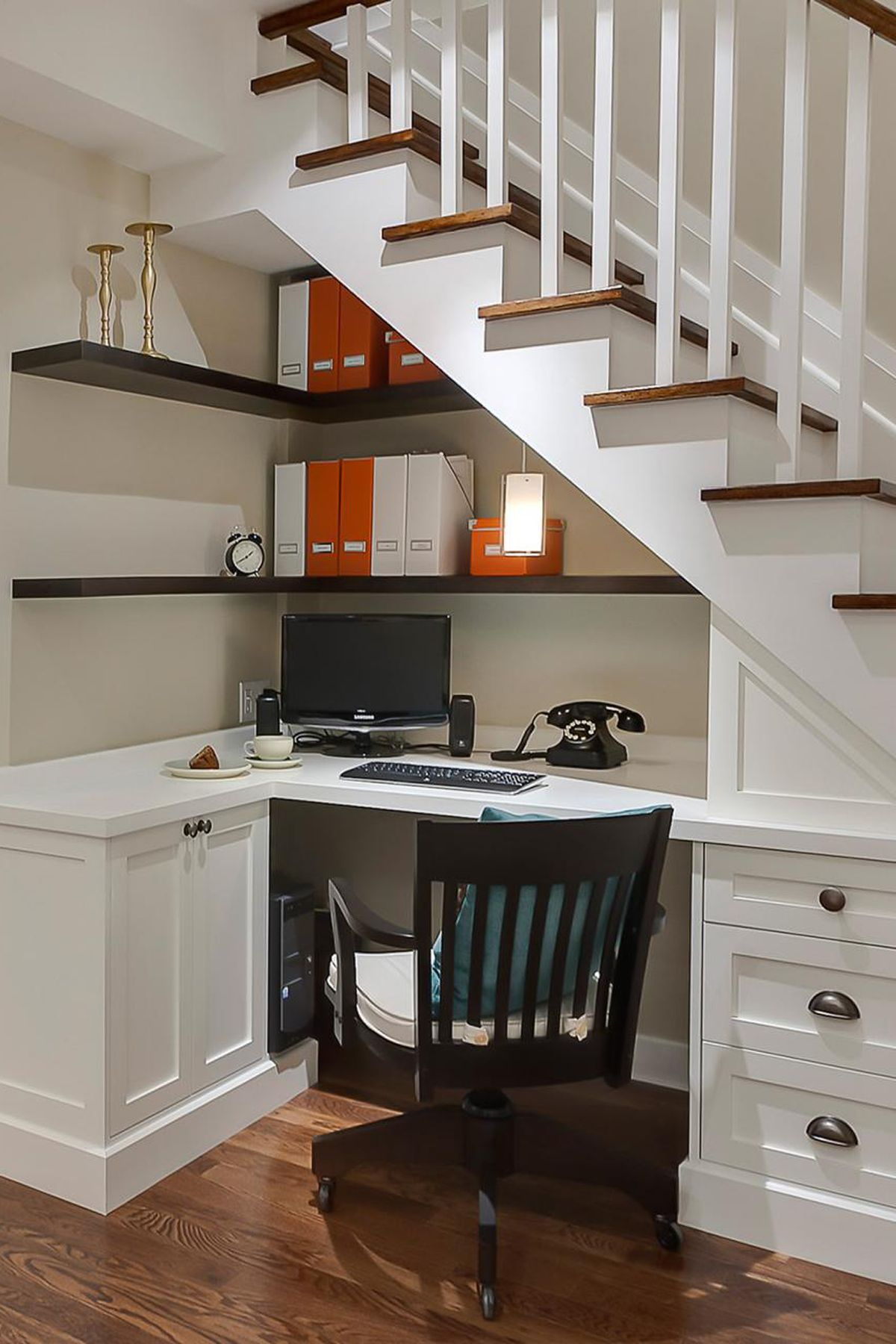 15 Genius Under Stairs Storage Ideas What To Do With Empty Space