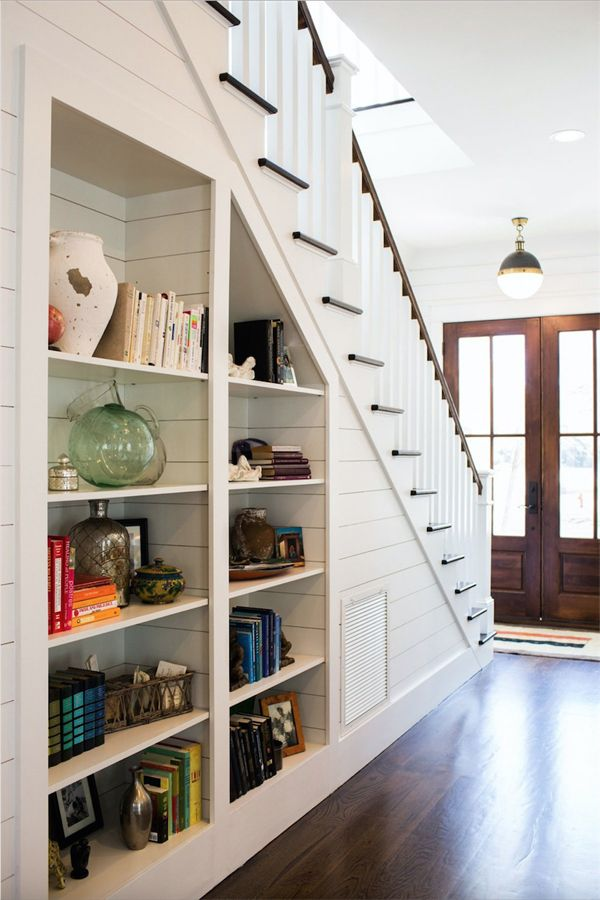 image & 15 Genius under Stairs Storage Ideas - What to Do With Empty Space ...