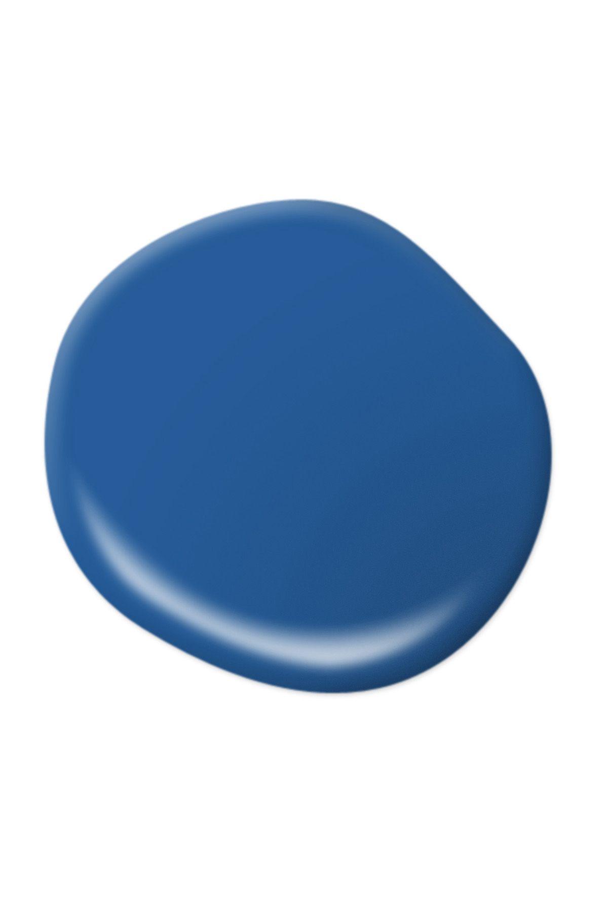 10 Beautiful Blue Kitchen Decorating Ideas Best Blue Paints for