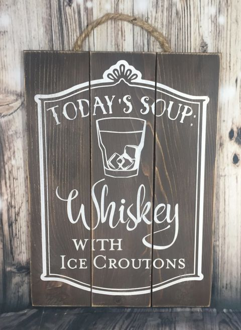 20 Bar Signs With Funny Quotes For Serving Porch Drinks With A Smile Best Alcohol Quotes For