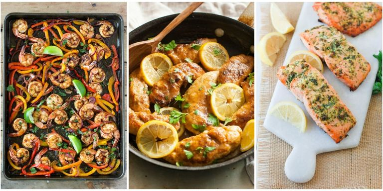 16 easy clean eating recipes for a healthy diet how to eat clean need a break from heavy foods make one of these healthy but oh so flavorful recipes instead forumfinder Image collections