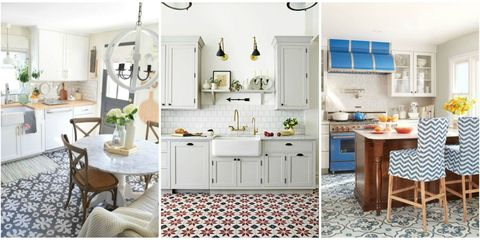 Where To Buy Encaustic And FauxEncaustic Tiles Patterned Tile - Faux encaustic tile