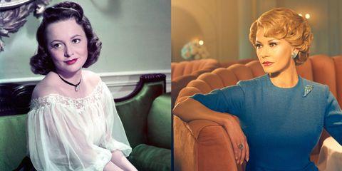 Olivia de Havilland, Catherine Zeta Jones