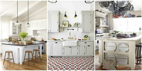 Best White Kitchen Cabinet Paint Colors Ideas For Kitchen With - Best wall color for white kitchen cabinets
