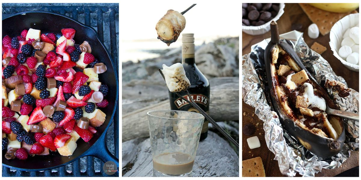 Camping Breakfast Ideas For Large Groups