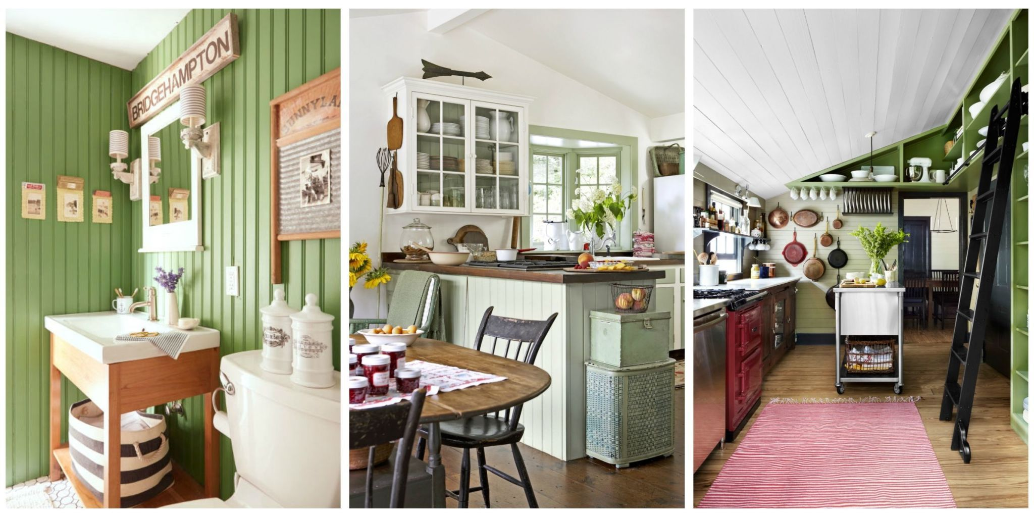 N From Kelly To Kiwi Decorating With Green Has Never Been Easier Our  Tips And Ideas