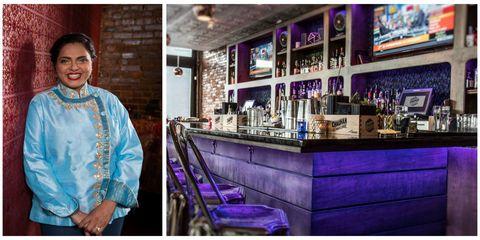 Purple, Violet, Lavender, Bar,