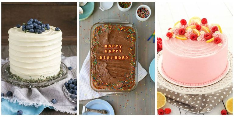 Birthday Cake Ideas For Ladies