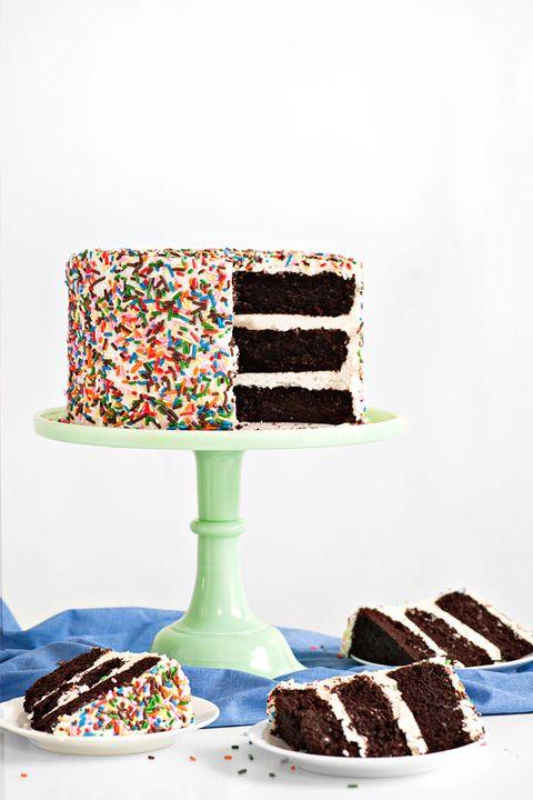 Pleasant 30 Easy Birthday Cake Ideas Best Birthday Cake Recipes Personalised Birthday Cards Cominlily Jamesorg