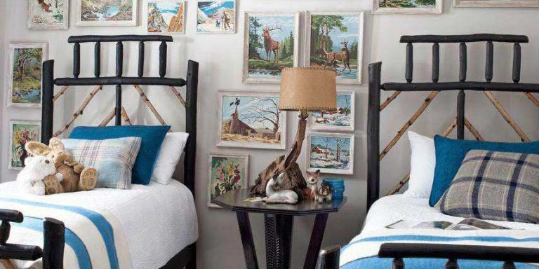 14 Vintage Inspired Decorating Ideas For A Boyu0027s Bedroom
