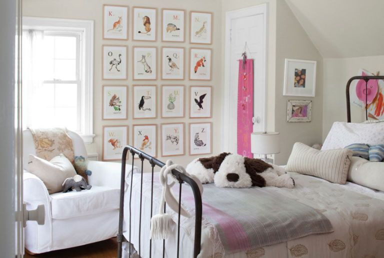 girls bedroom ideas & 12 Fun Girl\u0027s Bedroom Decor Ideas - Cute Room Decorating for Girls