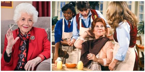 The Facts of Life's Charlotte Rae
