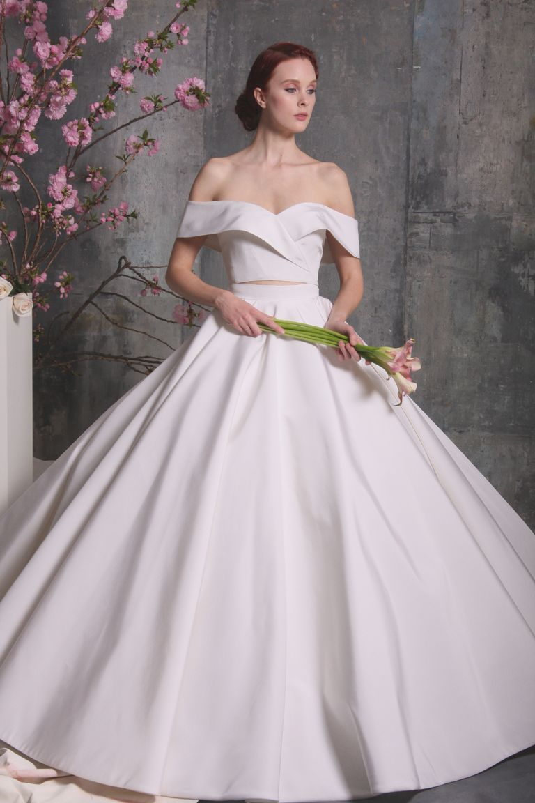 25 Gorgeous Country Style Wedding Dresses 2017 - Rustic Dress Ideas ...
