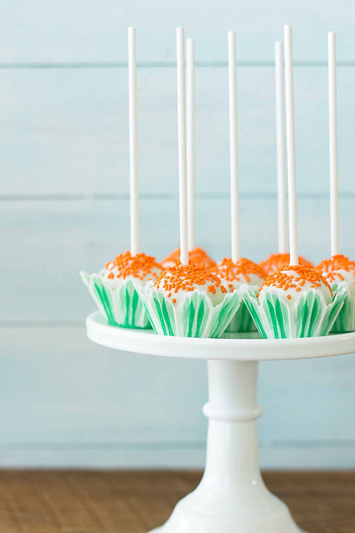 easy cake pop recipes