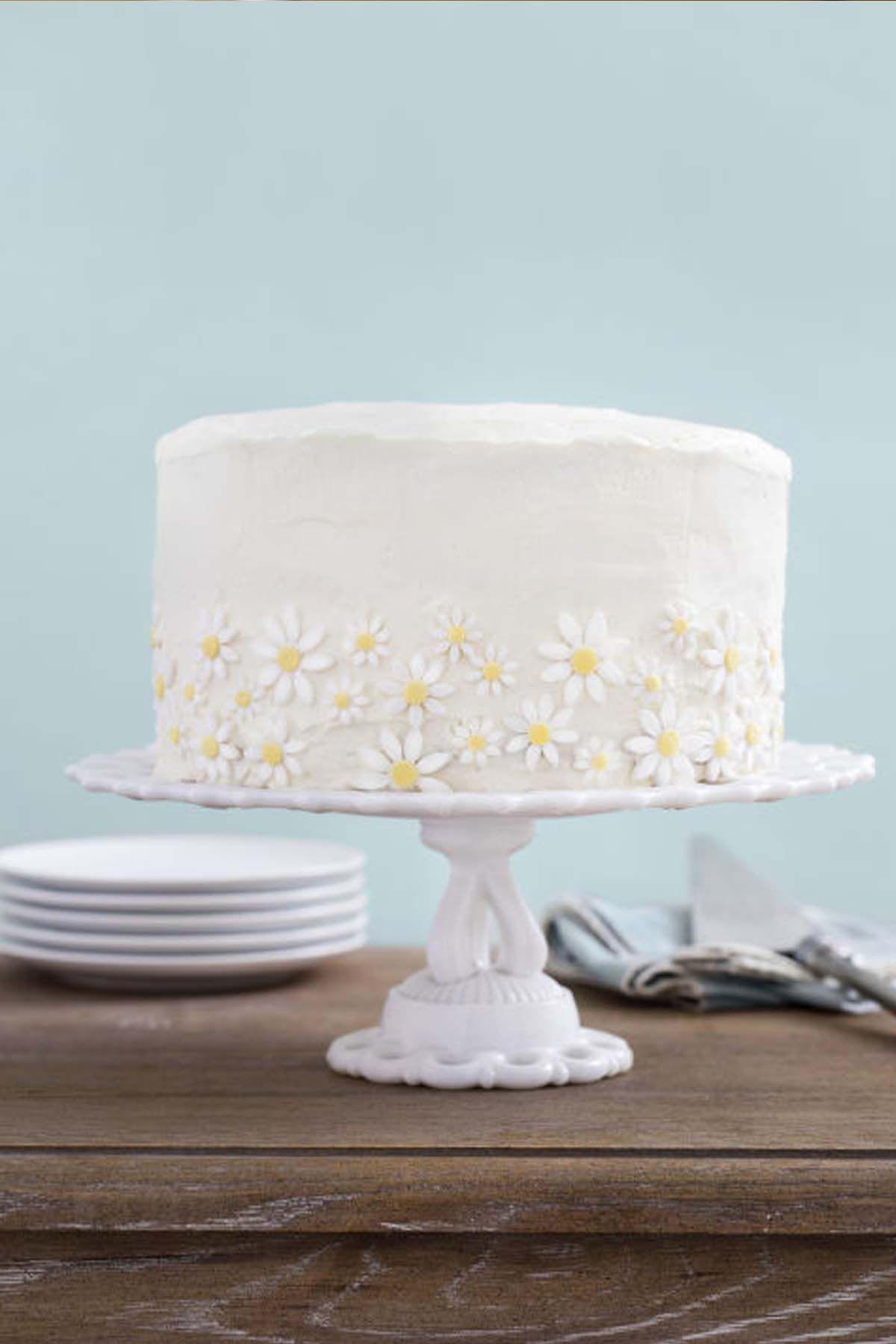 20 Cute Baby Shower Cakes for Girls and Boys - Easy Recipes for ...