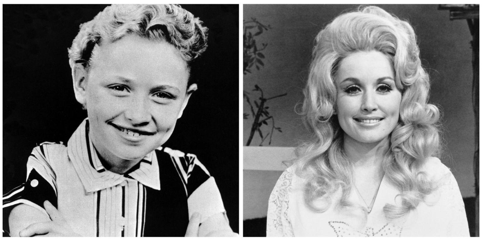 Dolly parton young