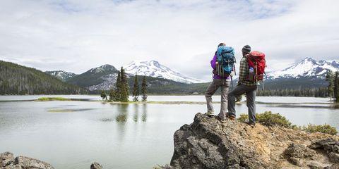 Mountain, Wilderness, Mountainous landforms, Lake, Tourism, Mountain range, Tree, Adventure, Highland, National park,