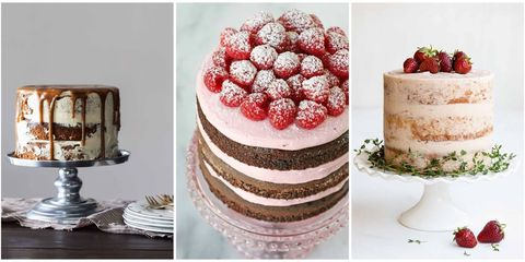 14 Best DIY Naked Cake Recipes