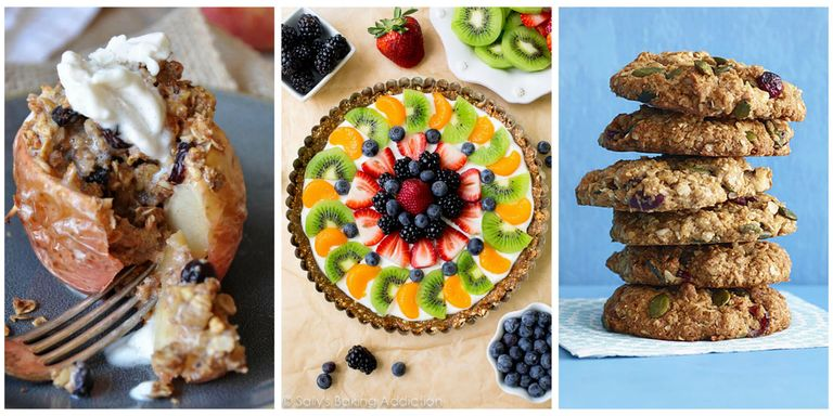 20 easy healthy desserts best recipes for healthiest dessert ideas enjoy sweet treats without over indulging with these healthy desserts forumfinder Images