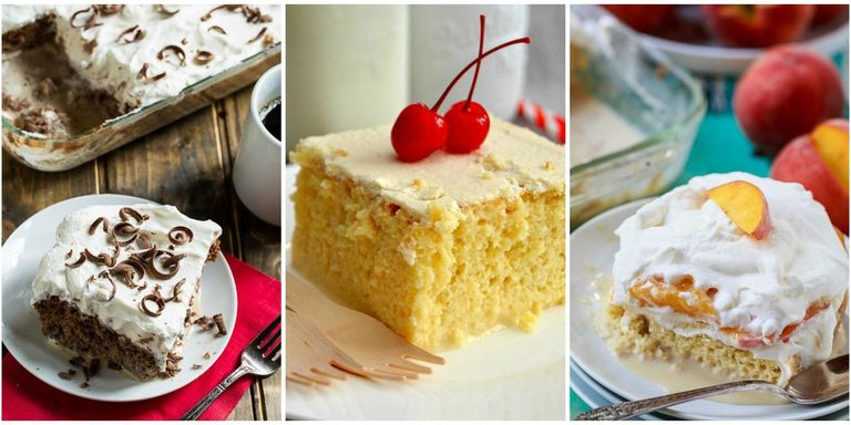 How To Bake A Tres Leches Cake From Scratch