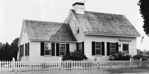 Image Getty Imagessuperstock The Cape Cod House