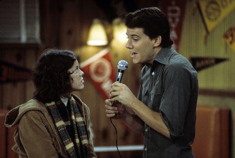 "Erin Moran and Anson Williams on ""Happy Days"""