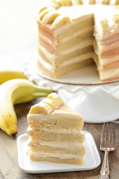 Countryliving Food Drinks G Banana Cake Recipes