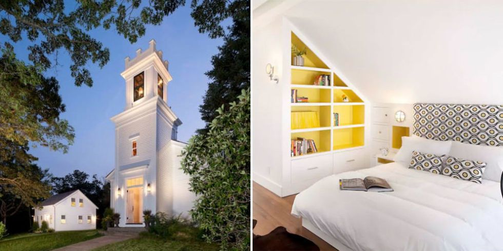 this converted church on martha 39 s vineyard might be the. Black Bedroom Furniture Sets. Home Design Ideas