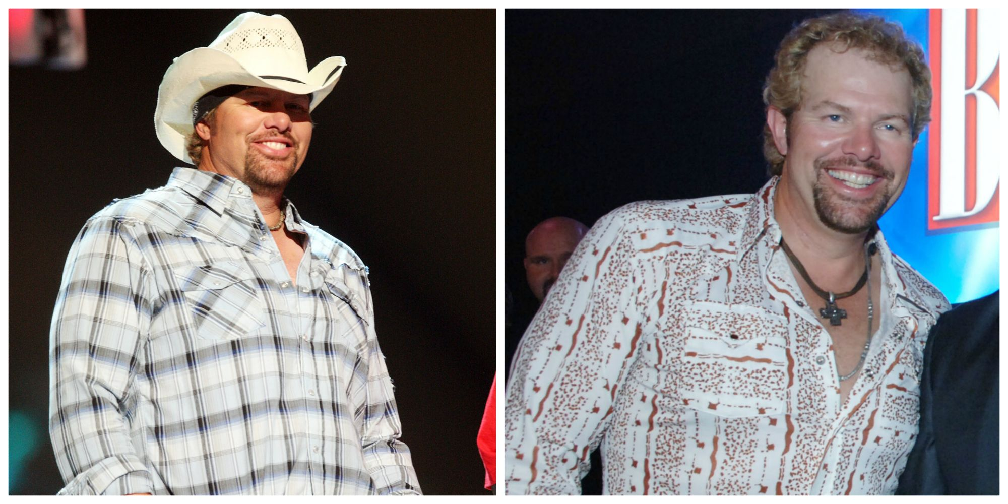 11 Male Country Singers Without Their Cowboy Hats