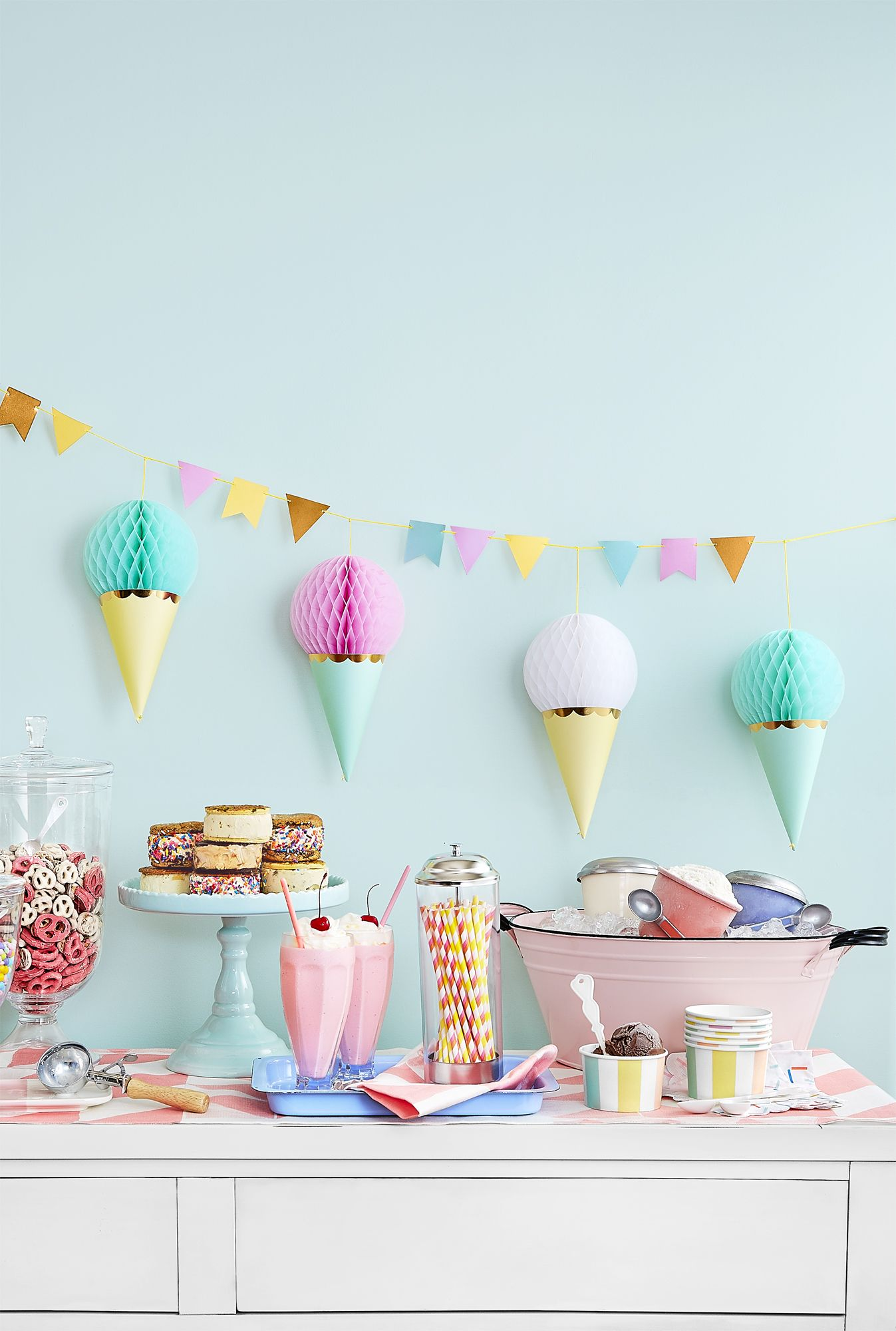 30+ Baby Shower Ideas for Boys and Girls - Baby Shower Food and Decorations