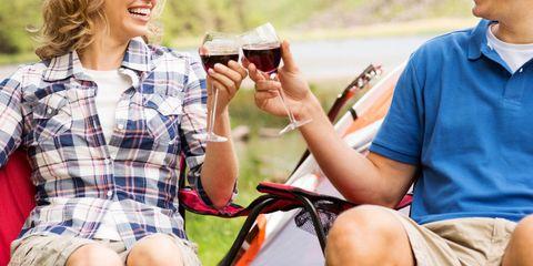Plaid, Fun, Eyewear, Glasses, Summer, Leisure, Vacation, Technology, Drinking, Sitting,