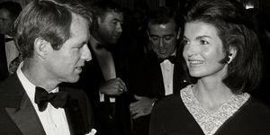 Jackie O. and Robert F. Kennedy