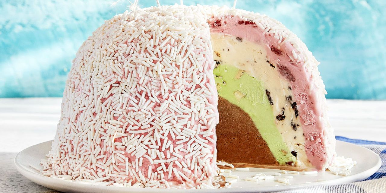 Best Blue Bell Ice Cream Bombe Recipe How to Make Ice Cream Cake