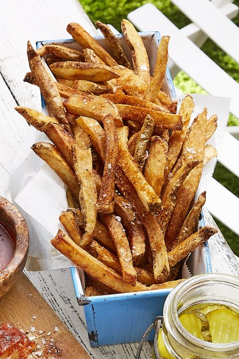 bbq side dishes french fries