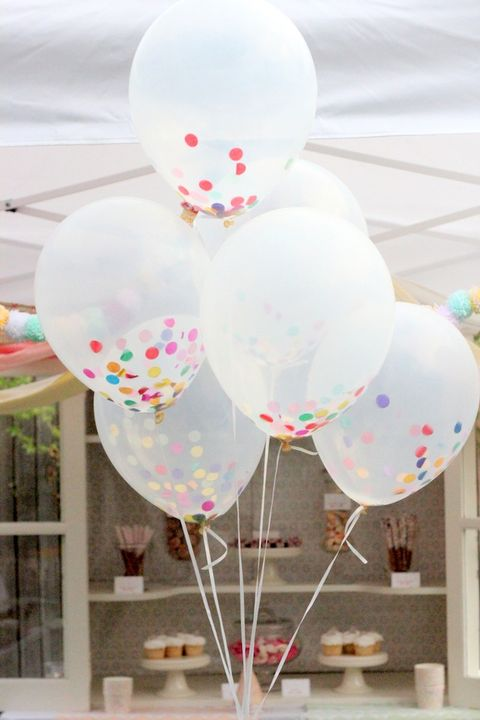 Balloons with surprise!