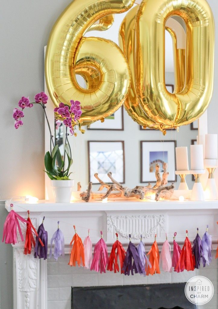 15 diy birthday party decoration ideas cute homemade birthday rh countryliving com