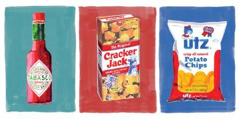 Snack, Vegetarian food, Hot sauce, Ingredient, American food, Food, Cuisine, Ketchup,