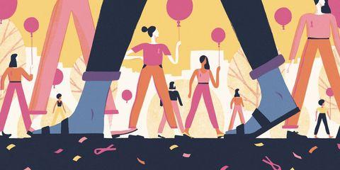 Pink, Illustration, Art, Graphic design, Design, Font, Graphics, Style,