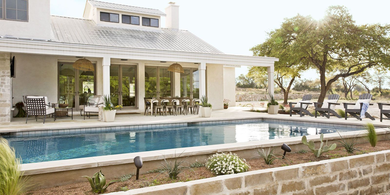 These Dream Worthy Swimming Pool Design Ideas Are The Ultimate In Landscape  Design Eye Candy.