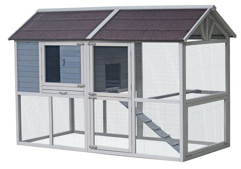 Cage, Chicken coop, Shed, Agriculture, Building, Roof, House, Home, Window,