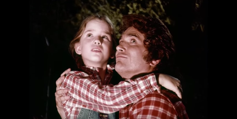 Watch Melissa Gilberts Emotional Audition With Michael Landon For