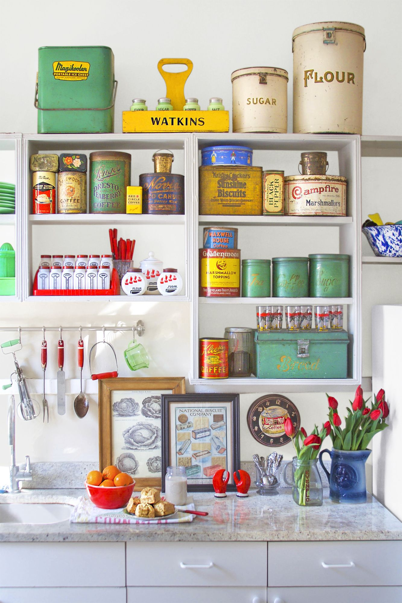 32 of the Best Things to Collect — Things People Collect Ideas Cabinets Kitchen Ligood on